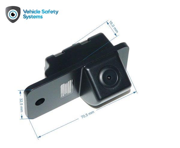 cúvacia kamera pre Audi A3, A4, A6, A8, Q7